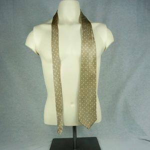 Gold Jones New York Tie